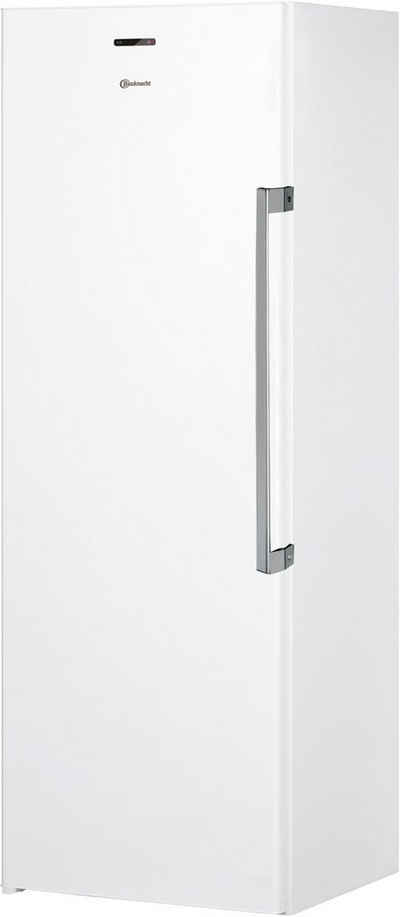 BAUKNECHT Gefrierschrank GKN 17G4 WS 2, 167 cm hoch, 59,5 cm breit
