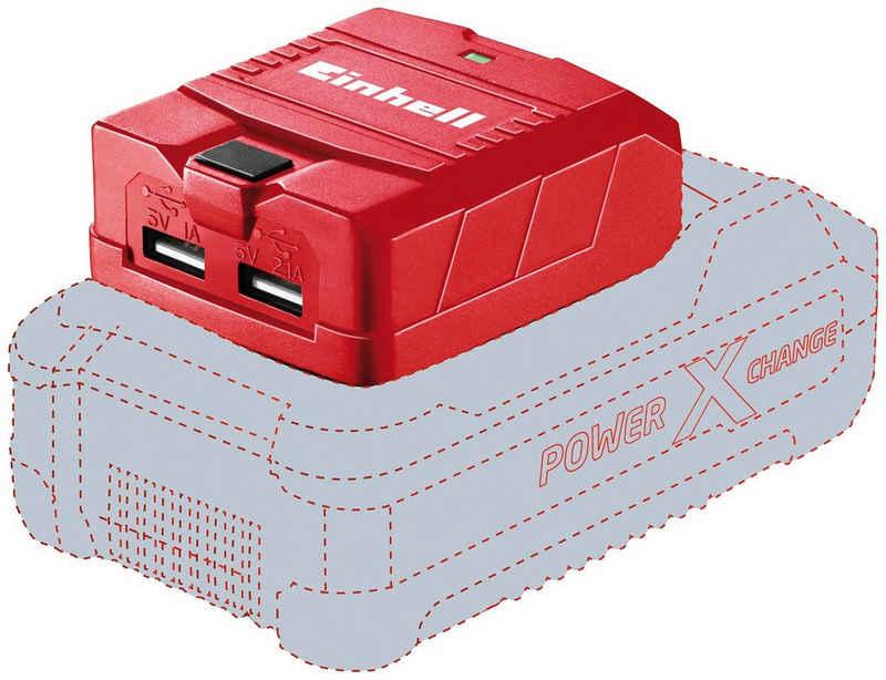 Einhell »TE-CP 18 Li USB-Solo« Akku-Ladestation (für Power X-Change Akkus)