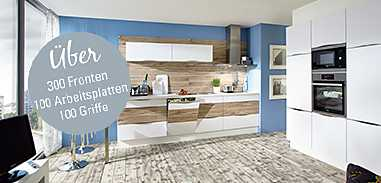 1 Küche, 1001 Variante