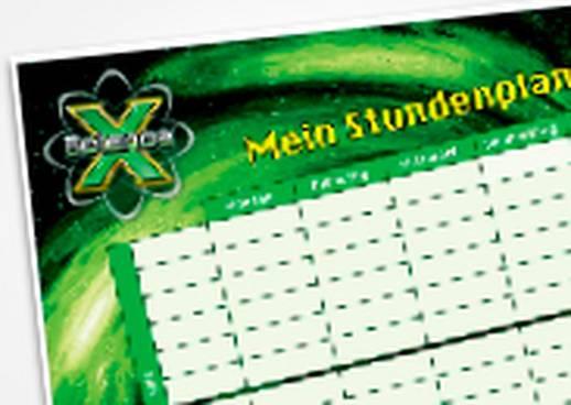 Stundenplan Ravensburger