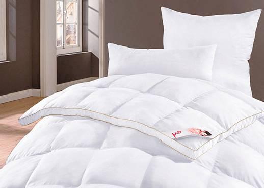 In unserem Bettdecken Ratgeber erhalten Sie Tipps und Infos rund um das Thema Bettdecken.