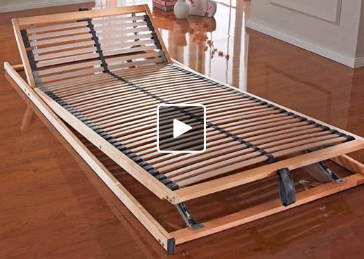 In diesem Video zeigen wir Ihnen was Sie beim Kauf und Aufbau von Lattenrosten alles beachten sollten.