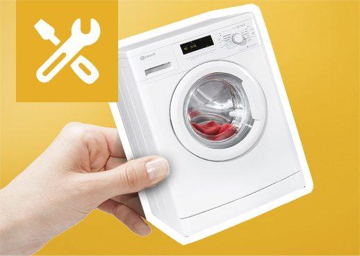 Waschmaschine anschließen lassen