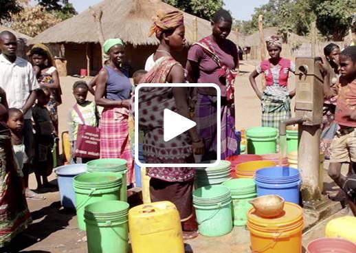 Drop for Life - Wasser für Mosambik