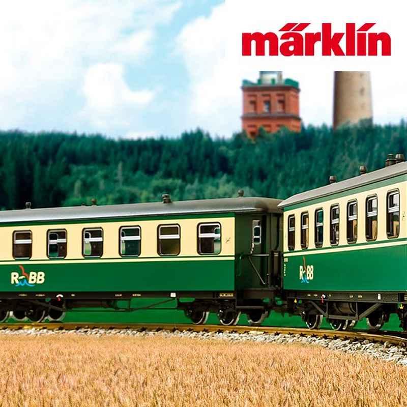 Modelleisenbahn-Wagen