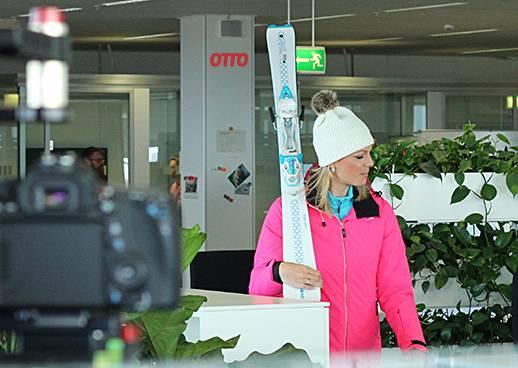Maria Höfl-Riesch OTTO