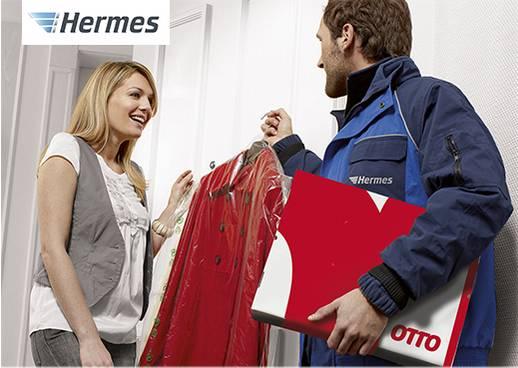 Versand mit Hermes