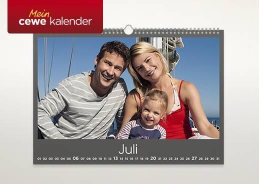 CEWE FOTOBUCH Fotoservice Kalender