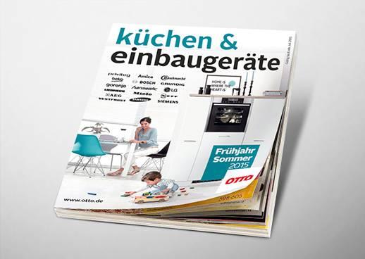 Küchen und Einbaugeräte Katalog jetzt durchblättern