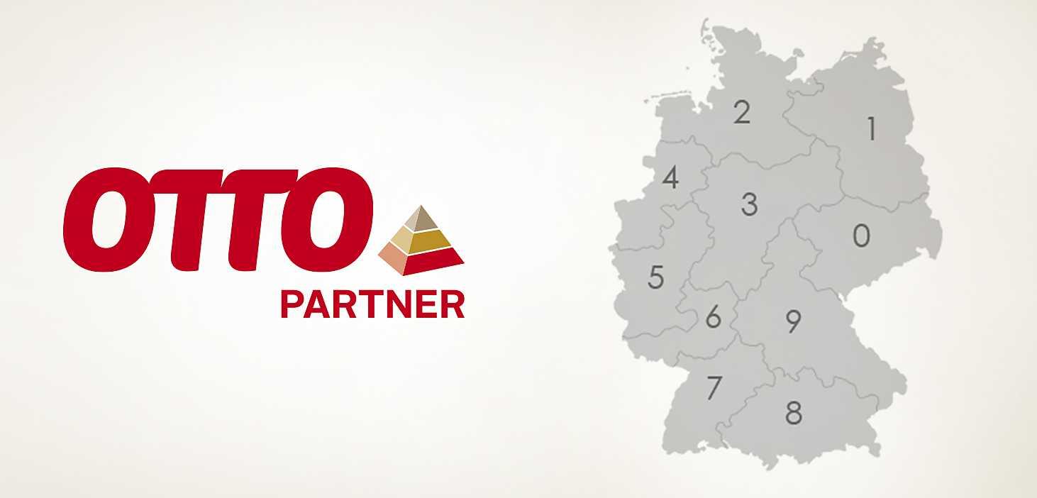 partner, landkarte, otto, exklusiv, service
