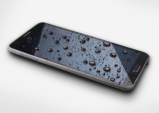 Handy ins Wasser gefallen