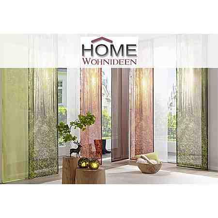 Moderne und hochwertige Heimtextilien von Home Wohnideen für ein gemütliches zu Hause - dekorieren Sie Ihre Fenster mit farbenfrohen Gardinen, Vorhängen, Rollos und Jalousien!