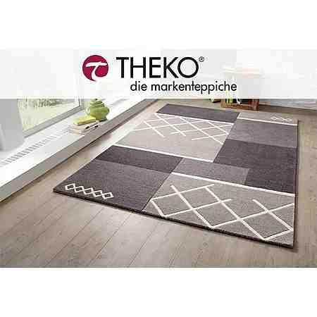 Moderne und hochwertige Teppiche in vielen tollen Designs und angenehmen Materialien für jeden Einrichtungsstil von Theko!