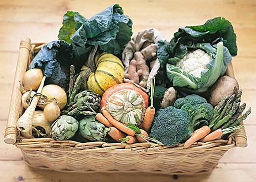OTTO re:BLOG Nachhaltigkeit Saisonkalender Gemüse Regional Kochen Tipps Küche