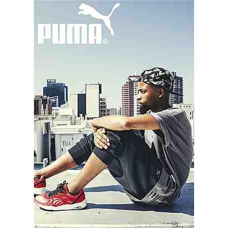PUMA, immer im Trend! Eine große Auswahl an Sport- und Lifestyle Mode und Schuhen из PUMA  Sie in unserem PUMA Shop