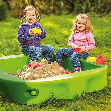 Outdoorspielzeug: Sandspielzeug: Sandkasten
