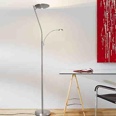 Lampen: Stehlampen: Deckenfluter