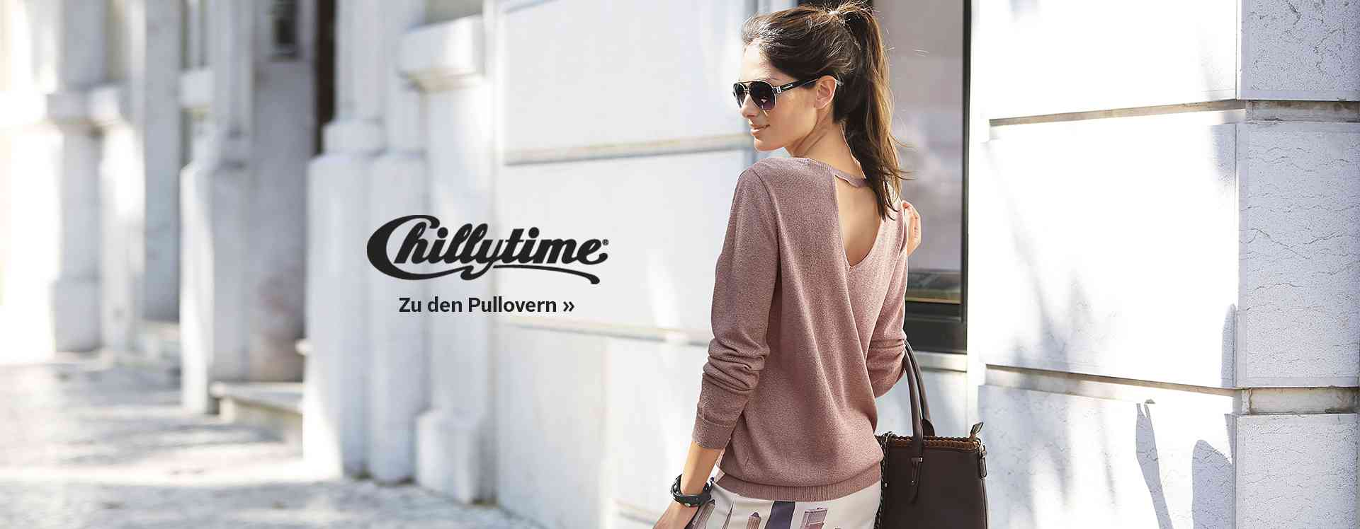 Chillytime Pullover