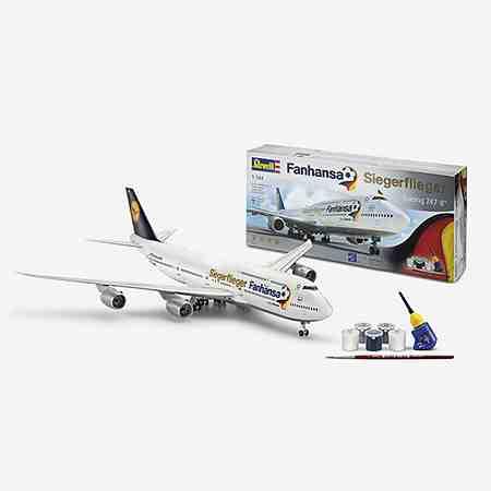 Bauen & Konstruieren: Modellbausätze: Flugzeug-Bausatz