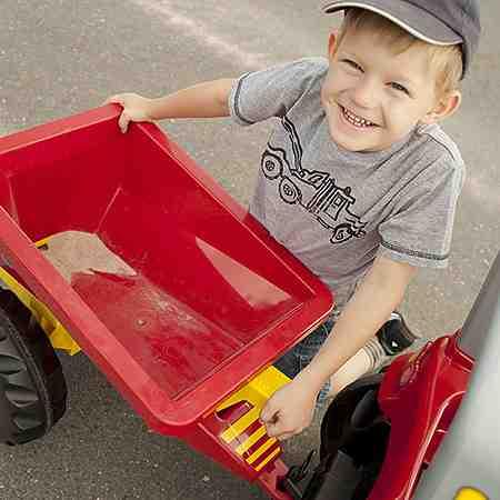 Kinderfahrzeuge: Kettcar & Tretfahrzeug: Tretfahrzeug-Anhänger