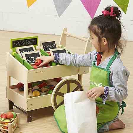 Kinderrollenspiele: Kaufladen
