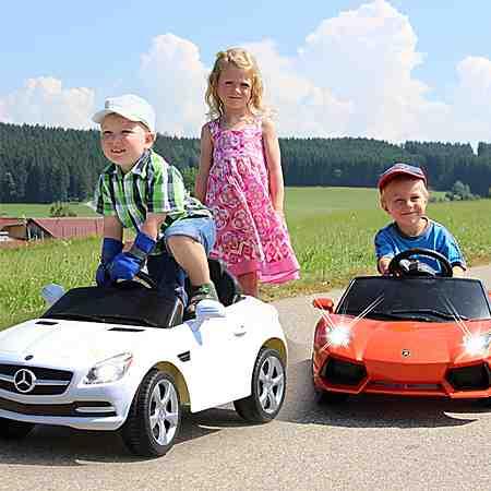 Kinderfahrzeuge: Kinder-Elektrofahrzeug: Kinder Elektro-Auto