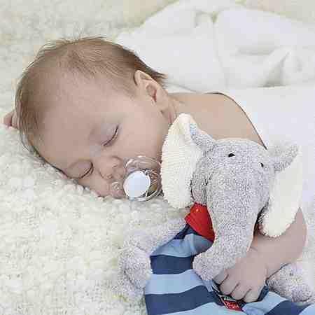 Baby & Kleinkind: Schmuse- & Nuckeltücher