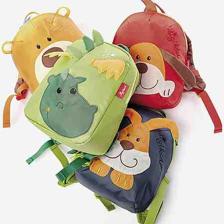 Schultaschen: Kindergartenrucksack