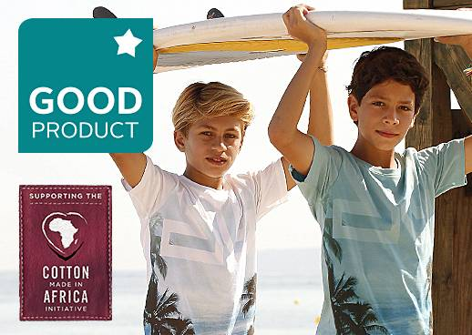 Goodproduct Cotton made in Africa