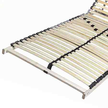 Lattenroste gibt es in diversen Ausführungen. Von Federholzrahmen, über Rollroste bis hin zu Tellerlattenrosten und elektrisch verstellbaren Lattenrosten.