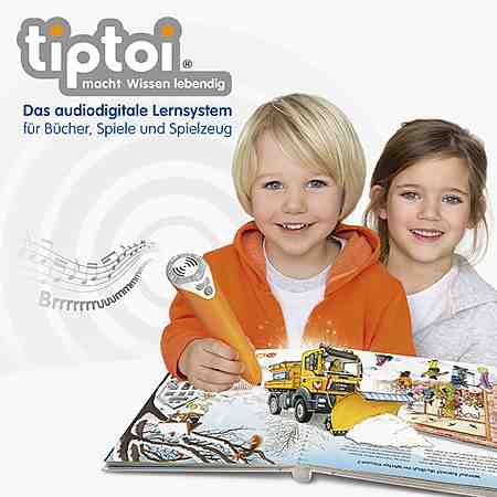 Lernspielzeug: Tiptoi