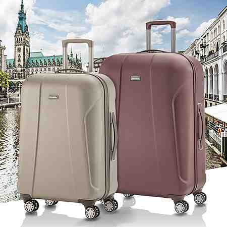 Damen: Koffer & Reisegepäck: Trolleys: Hartschalenkoffer