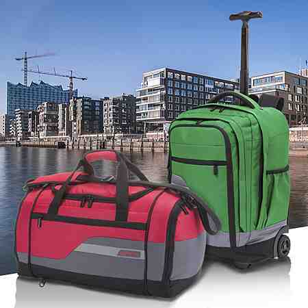 Damen: Koffer & Reisegepäck: Reisetaschen
