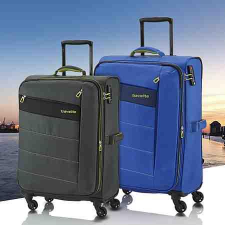 Damen: Koffer & Reisegepäck: Trolleys: Weichschalenkoffer