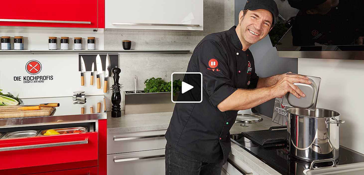 Der offizielle TV-Spot zur Kochprofis-Küche