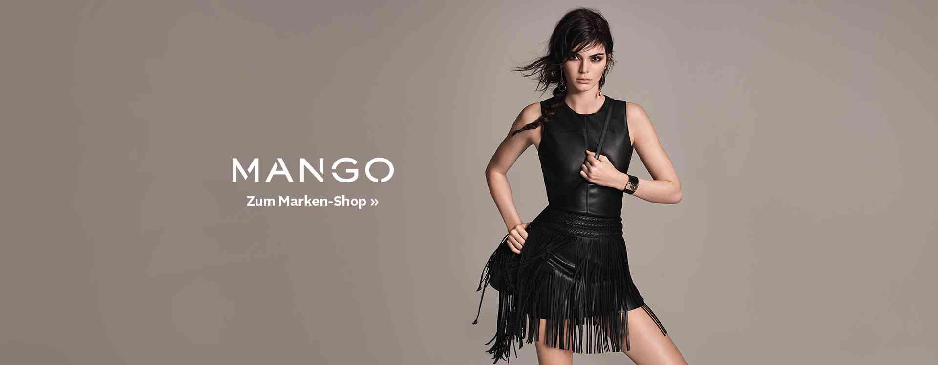 MANGO: modern & selbstbewusst Jeden Tag Stil: Mango ist das Fashionlabel, das Qualität in ein einzigartiges Design packt. Mango bietet trendige Mode zu jedem Anlass im urbanen Stil.