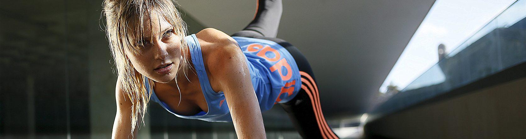 Fitnesstraining bei Zeitmangel