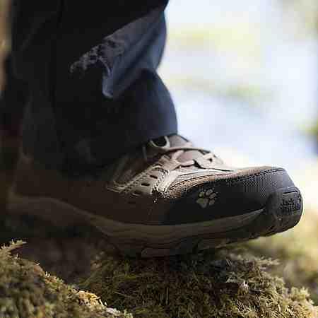 Jack Wolfskin Herrenschuhe - Draußen zu Hause. Schuhe für Herren von Jack Wolfskin.