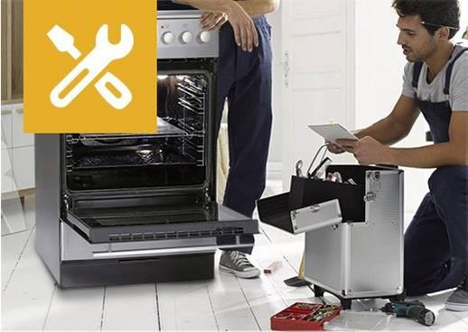 Anschluss-Service für Elektro-Standherde