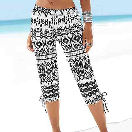 Damen: Bademode: Strandbekleidung: Strandhosen
