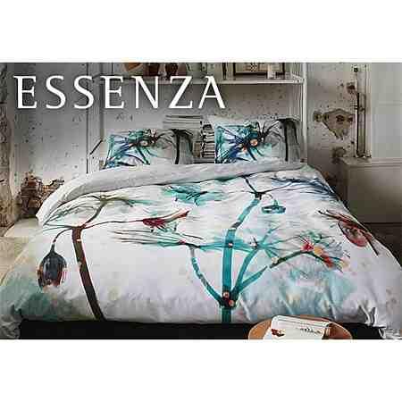 Moderne und hochwertige Heimtextilien von Essenza für ein gemütliches zu Hause - von Bettwäsche & Bettlaken über Kissen & Wolldecken bis zu Bademänteln & Handtüchern!