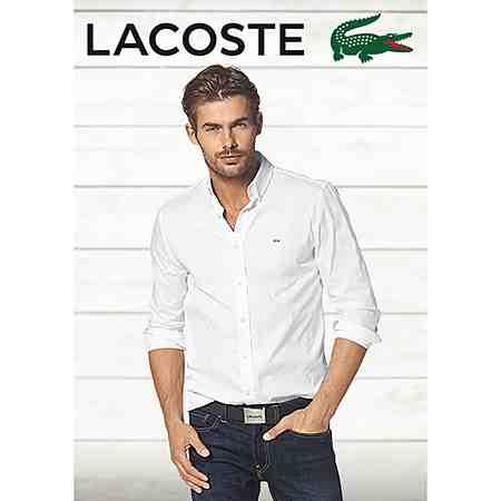 Zum Premium-Markenshop von Lacoste.