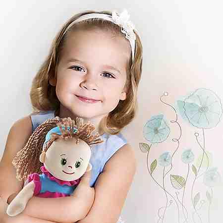 Puppen: Stoffpuppen