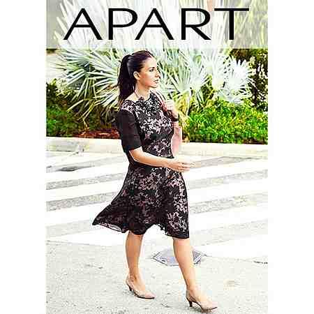 Elegant, anspruchsvoll und stilsicher in jeder Situation: APART steht für exklusive Mode, die jede Fashion-Ikone perfekt in Szene setzt.