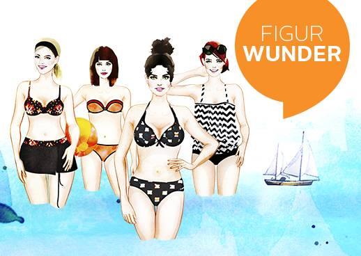 Bikini Sommer Special, Figurwunder