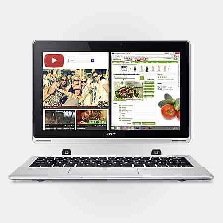 Laptop: Convertible Notebook