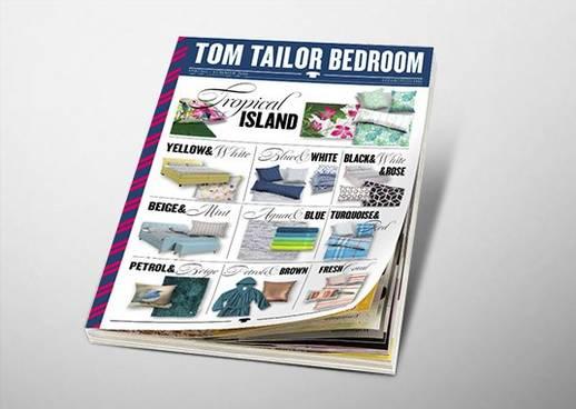 Blätterbarer Katalog für Tom tailor