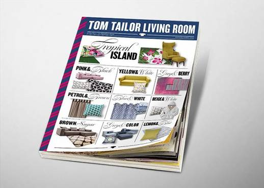 Blätterbarer Katalog Tom Tailor Living