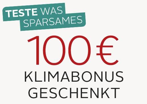 Klimabonus_100€ geschenkt