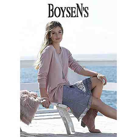 Boysen's - Mode für einen sportlichen und lässigen Look.